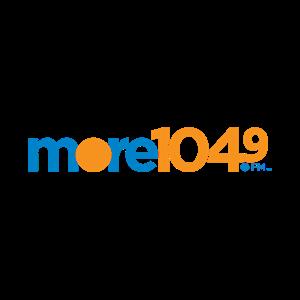 More 104.9 logo